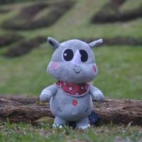 Boneka maskot asian games kawai khaka