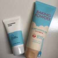 TRAVEL KIT Etude House Baking Powder BB Deep Cleansing Foam 50ml