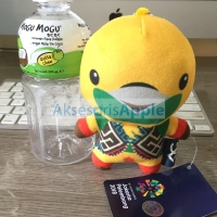 Keychain Boneka Maskot Asian Games 2018 [Official Merchandise]