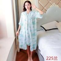 Bajutidur Kimono Baju Tidur Wanita Cewek Xl Bigsize XXL Bunga Import