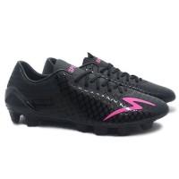 Sepatu Bola Specs Accelerator Exocet Fg - Black/Beat Magenta