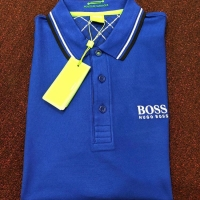 Ready stock hugo boss polo shirt size S, M, L