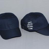 Topi Dadhats ANTI SOCIAL SOCIAL CLUB Weird Cap