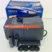 AMARA P 5200 Pompa Celup Aquarium Kolam HIdroponik Amara P5200