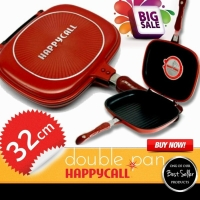 Happy Call Double Pan 32 Cm