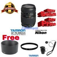 lensa tamron 70-300mm AF macro for nikon - LENSA TAMRON 70-300mm NIKON