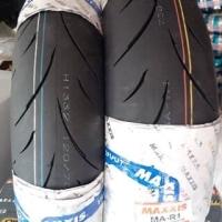 Ban NMAX SOFT COMPOUND MAXXIS MA R1 120/70-13 & 140/70-13 SEPASANG