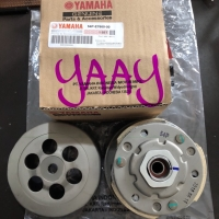 Pully Polly Assy Mangkok Ganda Kopling Yamaha Mio J Soul GT 115 54P