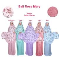 Mukena Bali Rose Mary