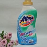 Attack deterjen cair maximizer 1ltr untuk mesin cuci