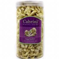 Cabrini Healthy Snack Crispy Mushroom Premium (1000 ml) Keripik Jamur