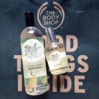 Paket parfume body shop Edt 30ml+body mist 100ml