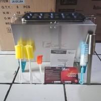 Mesin Sosis Telur Gas /Sostel Gas/Egg Sausage 10 Lobang Murah