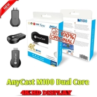 Anycast M100 4K HD Wifi Display TV Dongle Wireless HDMI Dongl Anycast