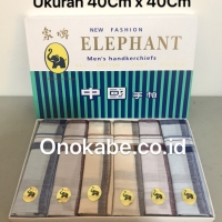 SAPU TANGAN ELEPHANT / SAPU TANGAN GAJAH