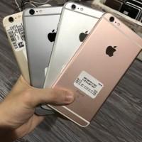 Iphone 6s plus 128gb bekas second fullset - GREY