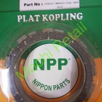 Kampas Kopling RXZ/RZR NPP