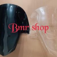 Mika visor winsil windshield pcx 150 lokal model baby forza