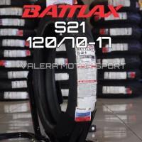 ban bridgestone battlax s21 120/70-17 hypersport