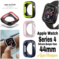 Apple Watch iWatch Silicone Bumper Soft Case NIKE DESIGN Series 4 44mm