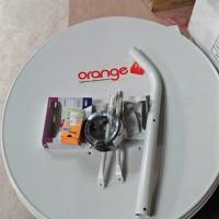 Antena Parabola mini Tanaka/ Orange tv