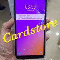 Samsung Galaxy A7 2018 Casing Soft Case Anti Crack Bahan Jelly