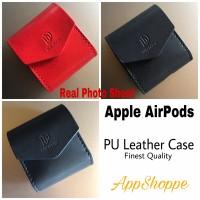 Apple Airpods Leather Case Cover DUX DUCIS Premium Quality ORIGINAL