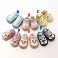Skidder bayi/ sepatu Skidder/ kaos kaki anti selip