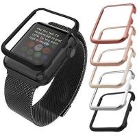 Bumper hard case apple watch iwatch series 1 2 3 premium cover 42/38mm