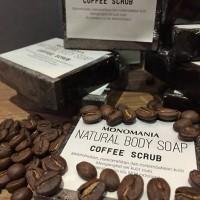 Coffee Scrub Natural Body Soap