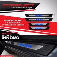 Door Sill Plate All New Innova Reborn W/ Lamp Ori Design