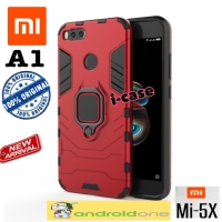 Xiaomi Mi A1 Case iron armor with i-ring new - casing cover mi a1
