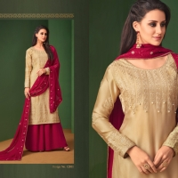 Baju muslim India kurta suit set