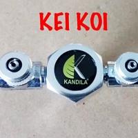 KANDILA Co2 SPLITTER 2 WAYS - AQUASCAPE
