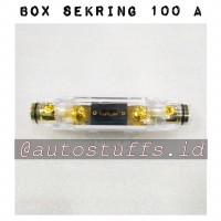 Box Sekring 100 Ampere/Fuse Box Skring Audio/Box Skring+++++..........