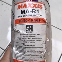 Ban Maxxis 90/90-10 MA R1 ( Untuk vespa SMALLFRAME PTS CORSA) velg rin