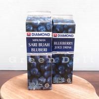Diamond Blueberry Juice Jus 946ML