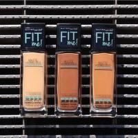 Maybelline Fit Me Foundation Matte + Poreless - 320 Natural Tan