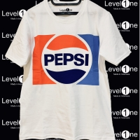 T-shirt PEPSI putih