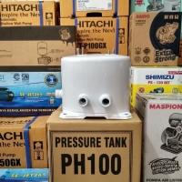 Tabung PRESSURE TANK Tangki Bawah Pompa Air SANYO PH100 PH 100 Asli