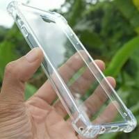 Anti crack original acrylic tebal fuze case bening xiaomi redmi 5 plus