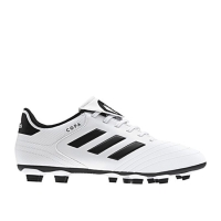 Sepatu bola Adidas Copa 18.4 Fxg White Black Original not puma nike