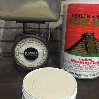 Aztec Indian Healing Masker clay share in jar 100gram