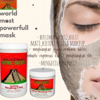 Aztec indian healing masker clay share in jar 50 gram