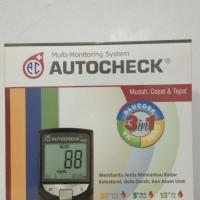 Auto Check GCU / Mesin Auto Check