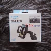 Holder HP Mobil / Penjepit HP / Holder Smartphone / Docking Handphone