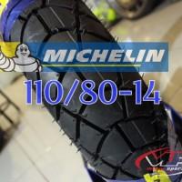ban motor matic michelin m45 110/80-14 vario beat lexi mio