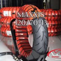 ban depan motor nmax maxis maxxis 120/70-13