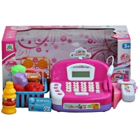 Mainan anak kasir kasiran - cash register besar