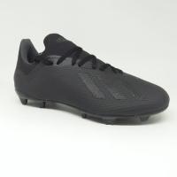 Sepatu bola adidas original X 18.3 FG all black new 2018